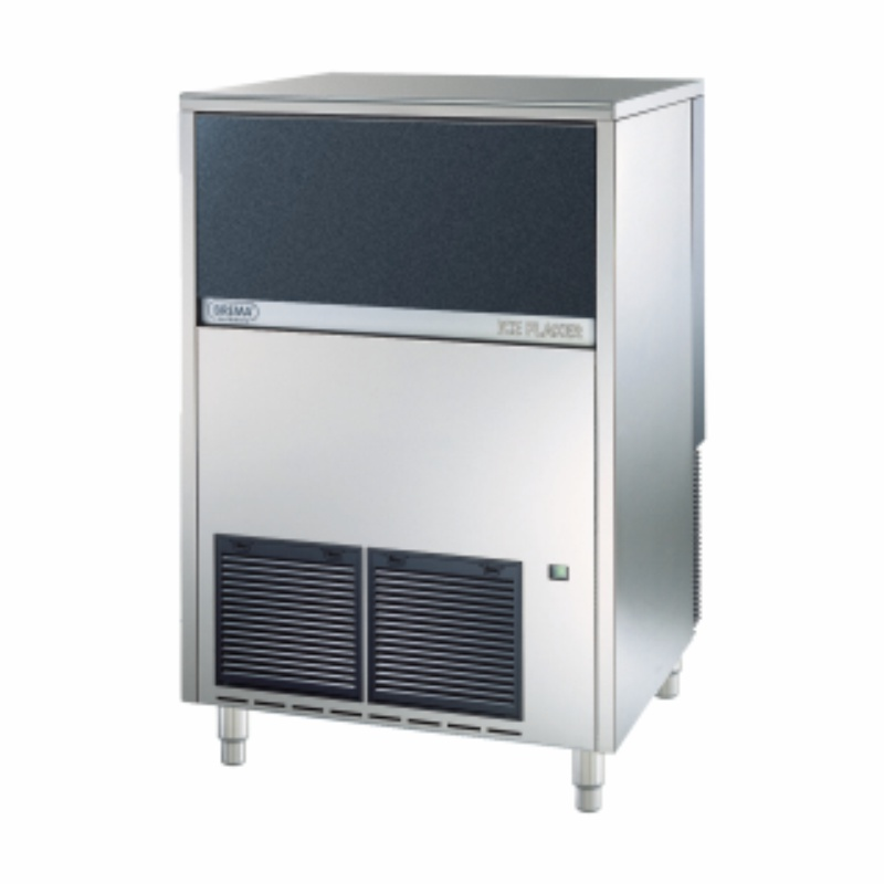 Machine à glace paillettes Brema GB 1555, Bifrare